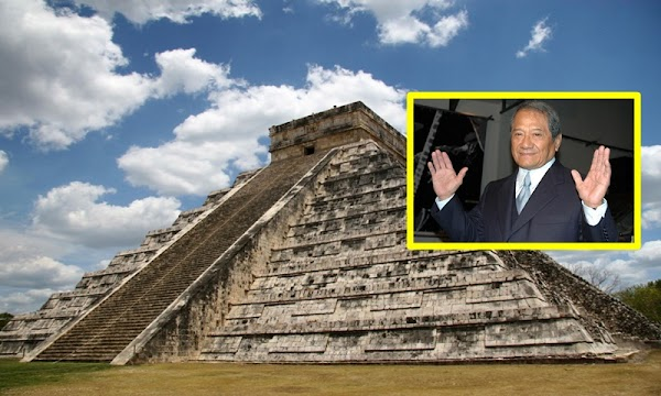 """Académicos piden a Peña no hacer homenaje a Armando Manzanero en Chichén Itzá ...Es atentar contra la memoria y el uso para fines educativos del milenario sitio""""."""