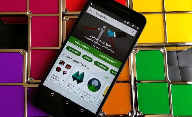 Play Store Got new App and Notification icons & Updated to v7.8.16 APK