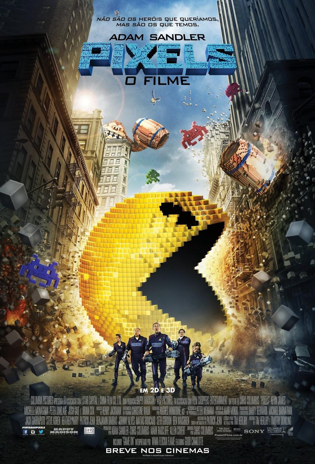 Pixels - Dublado