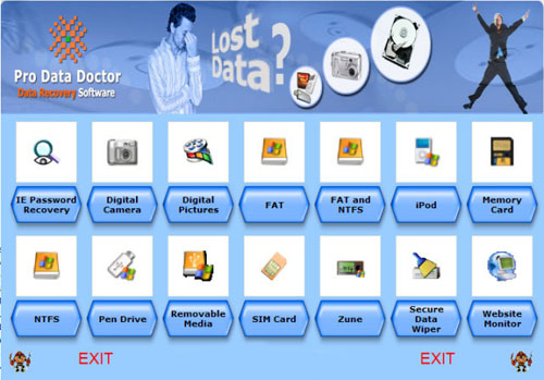 Data doctor recovery pen drive v3. 0. 1. 5 download.
