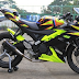 Spesifikasi dan Modifikasi Motor Yamaha YZF-R15 Harga Terbaru