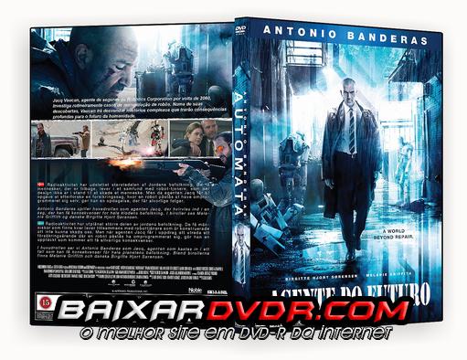 AGENTE DO FUTURO (2015 DUAL AUDIO DVD-R OFICIAL