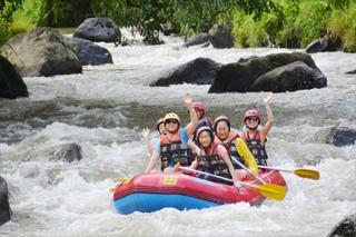 Bali Ayung River Rafting | Sunia Bali Tour