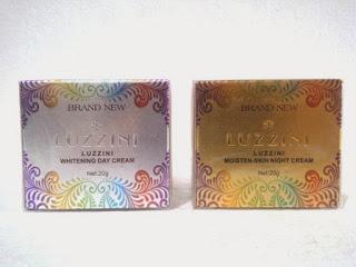 Cream Muka Luzzini