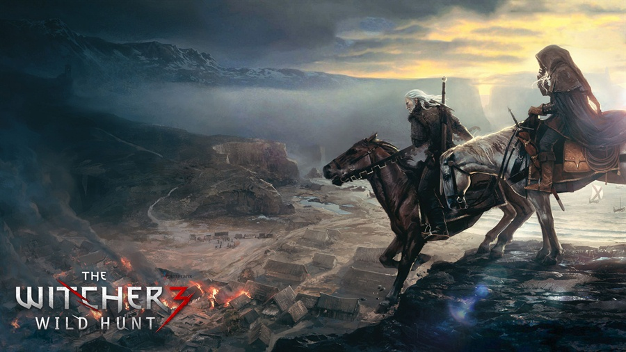 The Witcher 3 Wild Hunt Download Poster