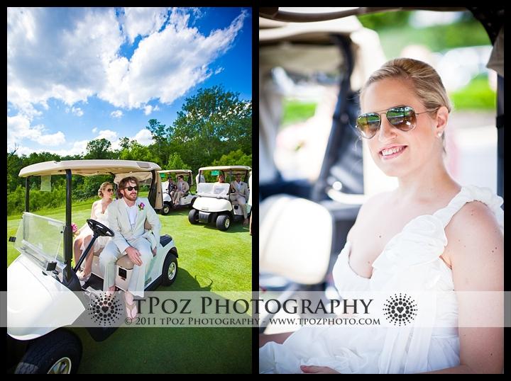 cattail creek country club wedding