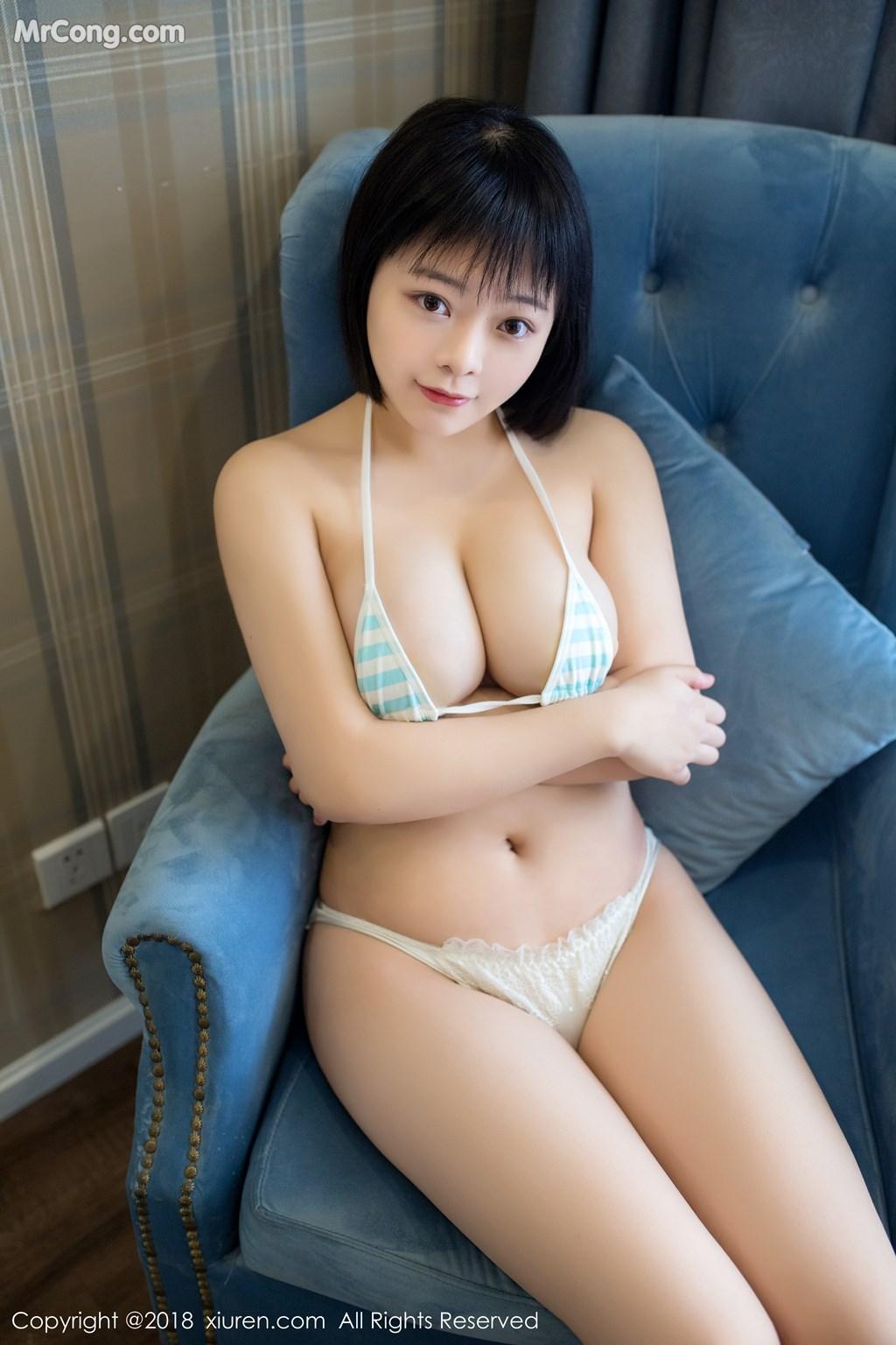 Image XIUREN-No.889-MrCong.com-005 in post XIUREN No.889: Người mẫu 赤间菀枫 (49 ảnh)