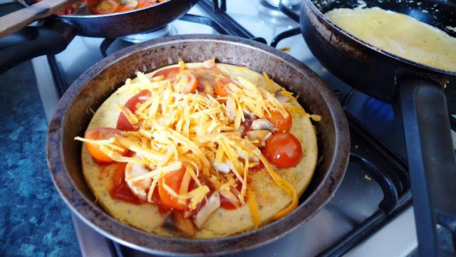 How to Make Gluten-Free Pizza Using Chickpea Flour