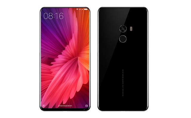 Xiaomi Mi MIX 2 | Bezel-less Display | 2018 | Concept