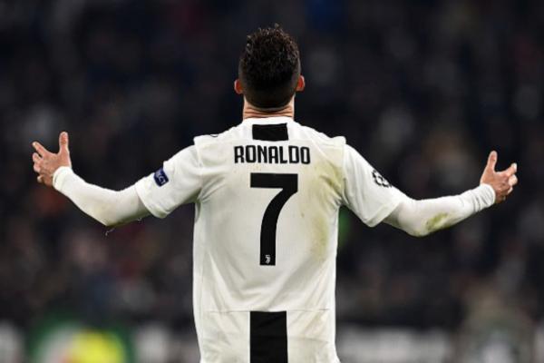Ronaldo Terancam Dihukum Karena Lakukan Selebrasi yang Tidak Pantas