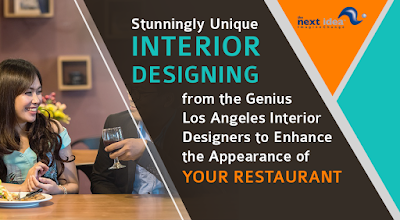 Stunningly Unique Interior Designing from the Genius Los Angeles Interior Designers to Enhance the Appearance of Your Restaurant