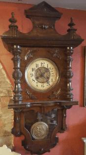 Eski antika saat