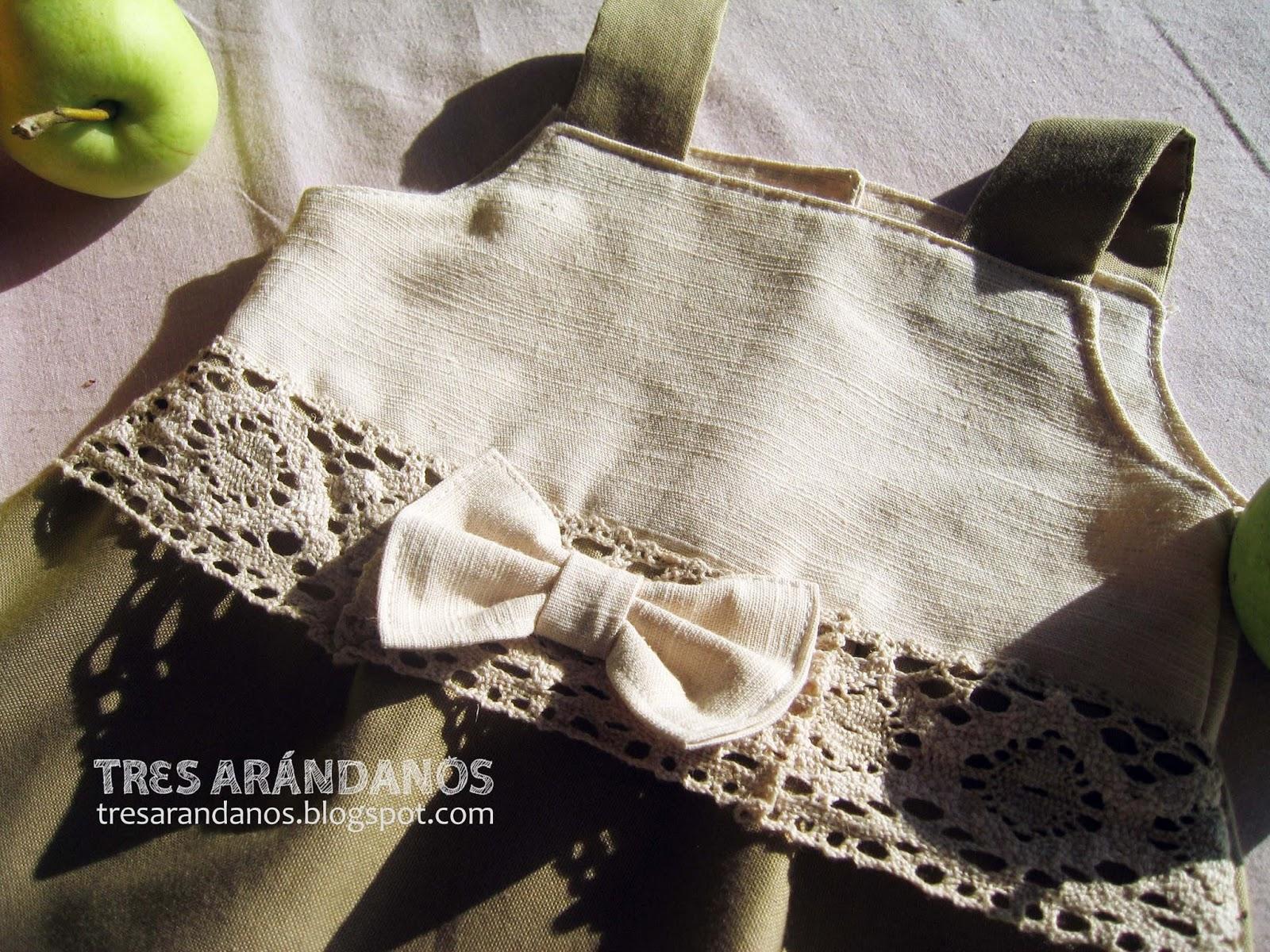 Cómo hacer vestido niña