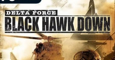 Delta force black hawk down cd