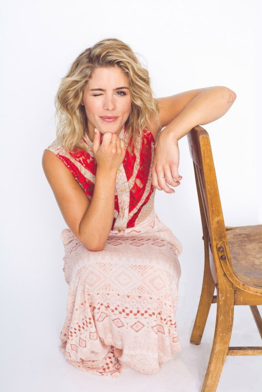 HQ Photos of Comedy Bang! Bang! Emily Bett Rickards in NKD Magazine September 2016 Issue