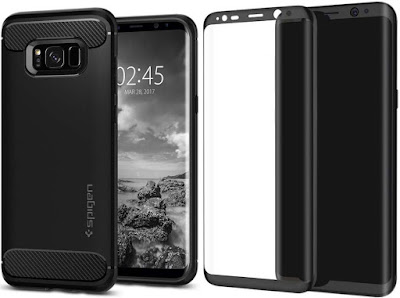 Samsung S8/S8 + Best Tempered Glass Screen Protector Cases and Covers