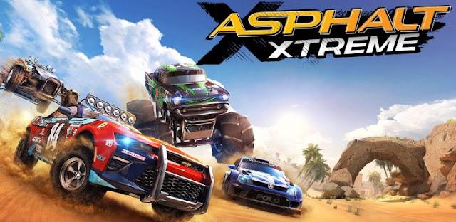 Asphalt Xtreme v1.0.3a APK