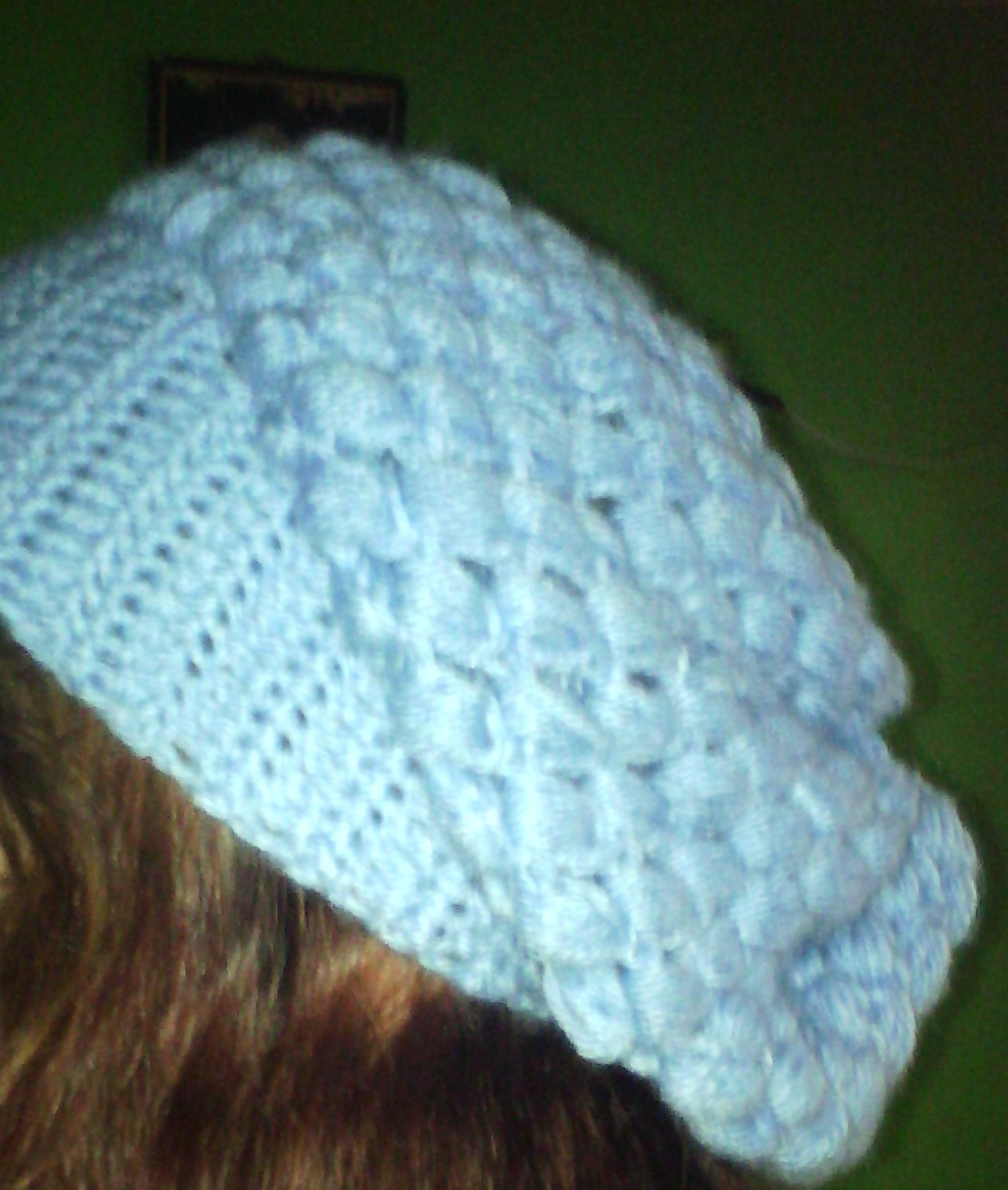 841966aee37e0 Keep and Calm Faça crochet tricot  Touca Beanie de crochê