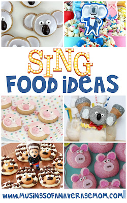 sing food ideas