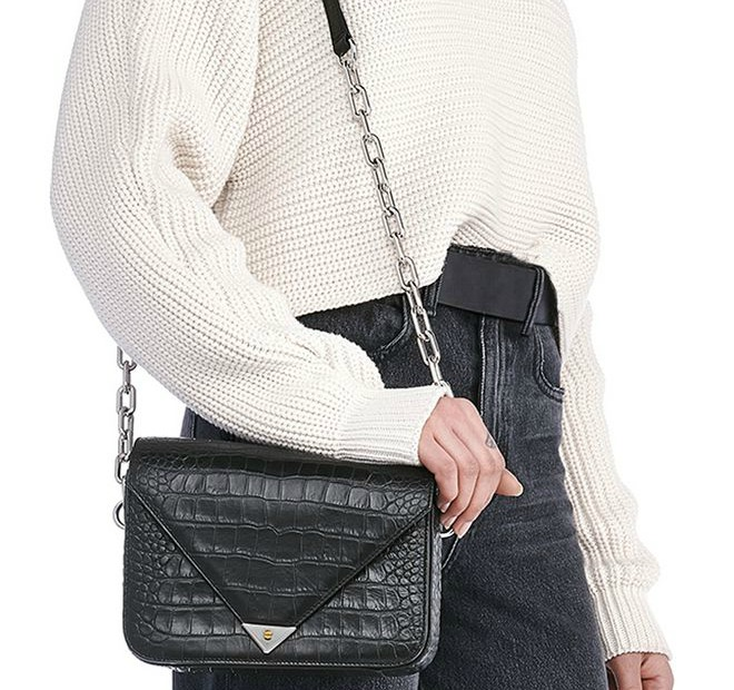Alexander Wang Prisma Envelope Chain Sling Best Bags for Fall Winter 2016