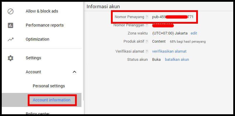 cara mengatasi file ads.txt error google adsense pada blogger