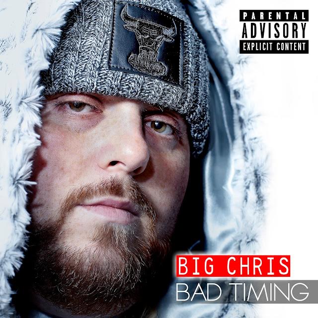 R&B Artist Big Chris Releases Album 'Bad Timing'