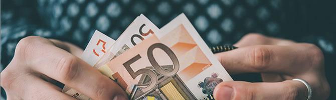 i soldi nella semplicità volontaria