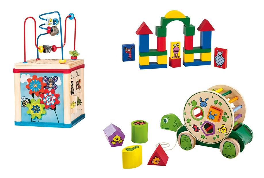Drewniane Zabawki W Lidlu Zapiski Mamy