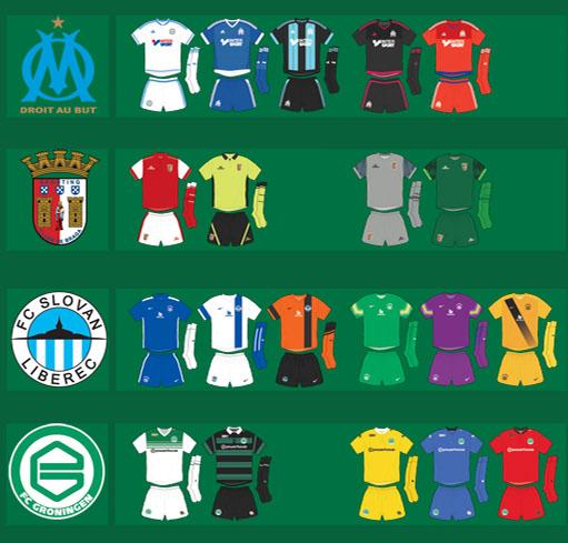 europa league gruppen 15/16