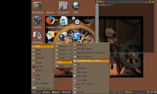 Kaleemsoftware: Limbo PC Emulator (QEMU x86) 0 9 3