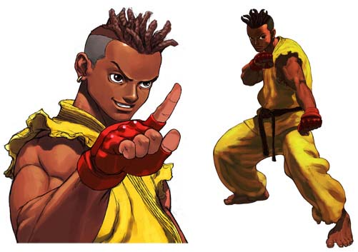 Sean street fighter v whitewash