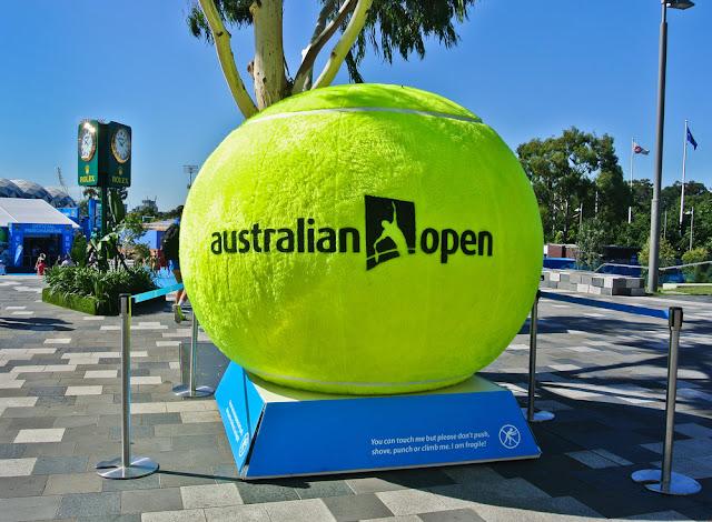 Australian Open 2018 Schedule