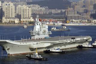Kapal Induk China Tipe 001A