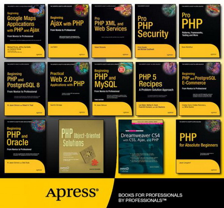 All APRESS Ebook Collection