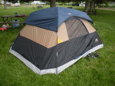 The American Homemaker Crystal Hot Springs Camping Trip