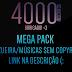 ESPECIAL 4k | MEGA PACK: VFX, ZUEIRA, MÚSICAS SEM DIREITOS AUTORAIS