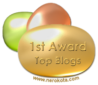 Top Blogs Winner 2012