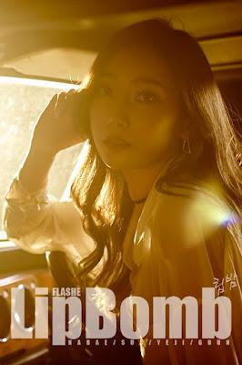 merupakan girlband yang terdiri dari Narae FLASHE 2016