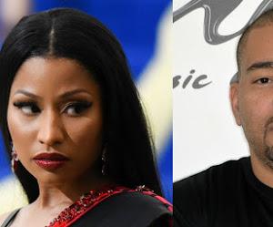 DJ Envy confirma que boicotou as músicas de Nicki Minaj em uma das maiores estações de rádio R&B e Hip-Hop.