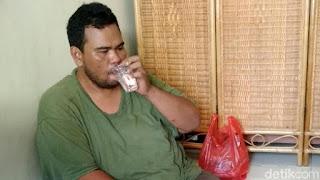Sakit Stroke Fahmi Bo Berbarengan dengan Mat Solar