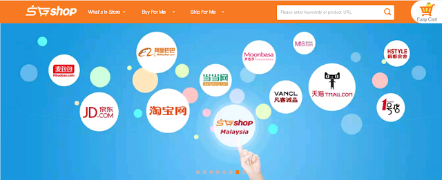 SHOPPING BARANG MURAH DARI CHINA DI SGSHOP