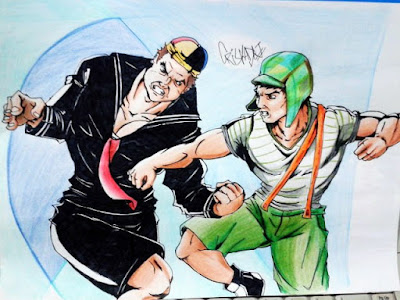 Kiko Vs Chaves
