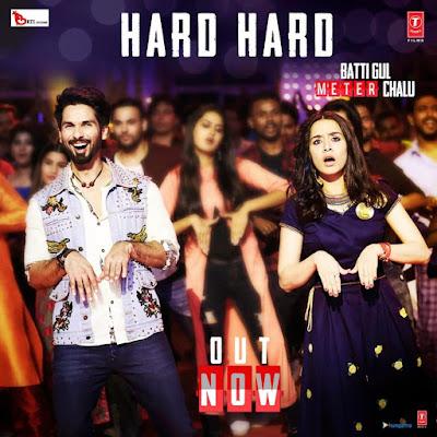 #instamag-shraddha-releases-hard-hard-from-batti-gul-meter-chalu
