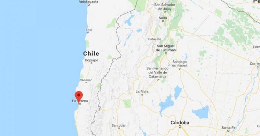 Temblor en Chile de Magnitud 6.7 y Alerta de Tsunami (Hoy sábado 19 Enero 2019) Sismo Terremoto Epicentro - Coquimbo - Valparaíso - Metropolitana - O'Higgins - Maule - ONEMI - www.onemi.cl