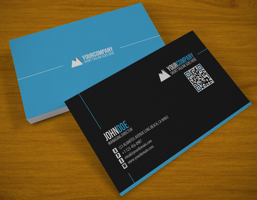 Business card the best identity of business leaflet distribution business card the best identity of business reheart Gallery