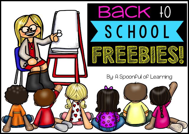 Back to School FREEBIES!!!