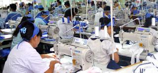 Lowongan Kerja Sales SPG di Pulogadung PT. Bina Busana Internusa (BBI) Jakarta Timur