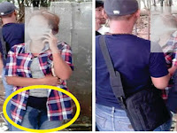 Hasut Warga, Ahoker Ini Ditangkap Jawara Betawi Sampai Ngompol di Celana