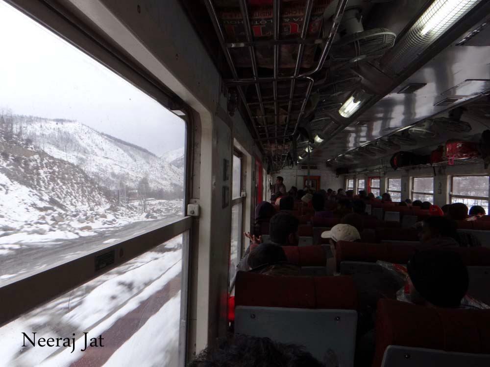 कश्मीर रेलवे