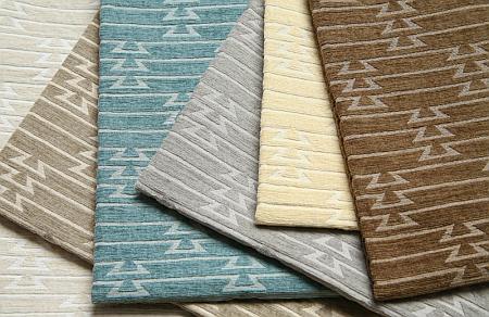 Southwest Modern Chenille Upholstery Fabric The Designer Insider
